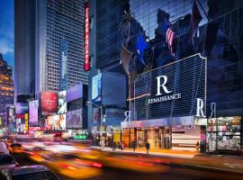 Hotel photo: Renaissance New York Times Square Hotel