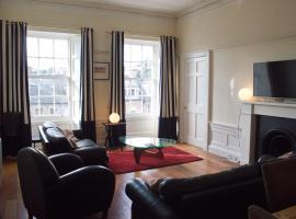 A picture of the hotel: Fabulous 3 Bedroom Central Flat with Castle Views
