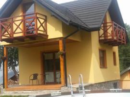 Hotel near Пенины