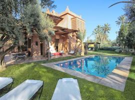 Hotel photo: Villa Lankah By Sejour Maroc