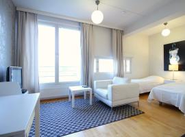 A picture of the hotel: Studio apartment in Helsinki, Messipojankuja 4 (ID 7444)