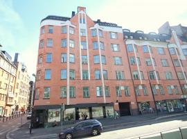 Foto di Hotel: Stylish one-bedroom apartment in Helsinki city center (ID 7475)