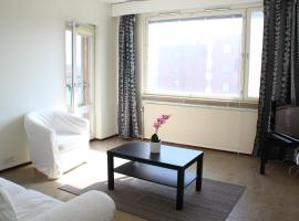 Hotel foto: A bright one-bedroom apartment with an excellent location in Tikkurila, Vantaa. (ID 7871)