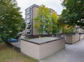 酒店照片: Spacious 3-bedroom apartment in Center of Lappeenranta (ID 8624)