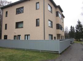 Hotel foto: A beautifully styled one-bedroom apartment in good condition located in Leppäkorpi, Vantaa. (ID 8748)