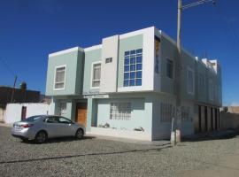 Hotel photo: Sol y Mar Huanchaquito