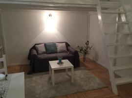Hotel photo: Cozy apartment at Keleti