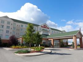 A picture of the hotel: Hilton Garden Inn Buffalo Airport