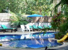 A picture of the hotel: Khaolak Grand City
