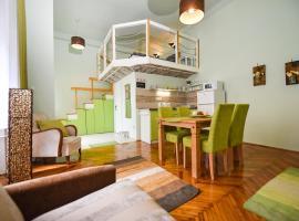 Hotel photo: Lovely Budapest Apartment