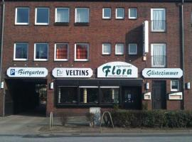 A picture of the hotel: Hotel Restaurant Flora