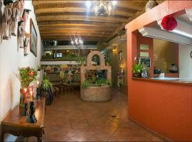 Hotel fotografie: H. posada san alejandro