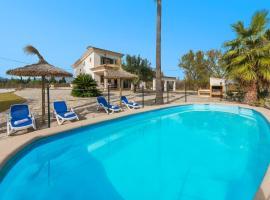 Hotel Photo: Villa Can Idu
