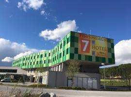 Hotel Photo: 7 Days Premium Hotel Salzburg-Urstein