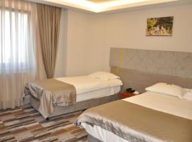 Фотографія готелю: Gold City Hotel