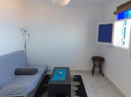 Hotel photo: Blue House Apartment in Dahab