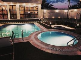 Hotel photo: Al Nakhlah Chalet