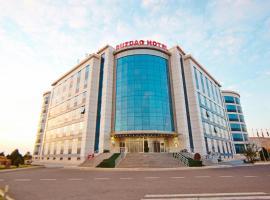 Hotel near Нахічевань