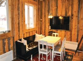 Hotel photo: Studio Apartment in Idre