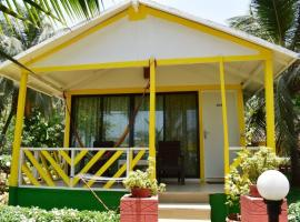 Hotel Photo: Palolem Beach Resort