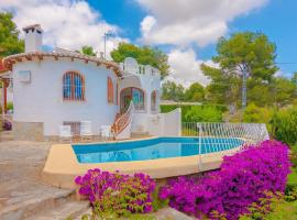 Hotel photo: Holiday home Benissa/Costa Blanca 27695