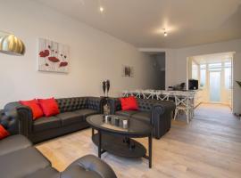 Hình ảnh khách sạn: Huize Lily, Oostende 14p.