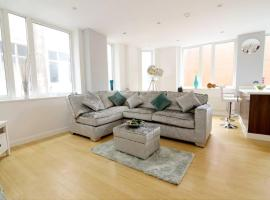 Gambaran Hotel: Glamorous 2 Bed Apartment- Northern Quarter Manchester