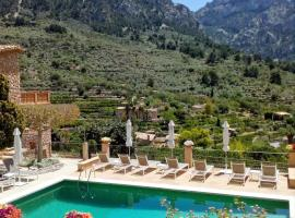 Hotel Photo: Hotel Apartament Sa Tanqueta De Fornalutx - Adults Only