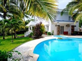 Hotel photo: Ile Maurice- Villa Ashwin