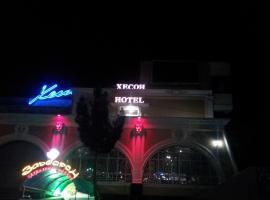 Hotel near Khujand
