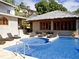 Hotel photo: Cote Jardin Praslin