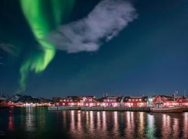 Hotel near Norveç