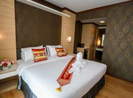 A picture of the hotel: Korat Hotel