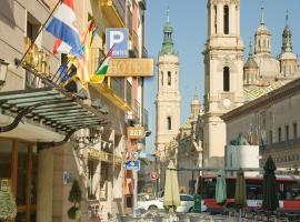 Hotel near Saragossa