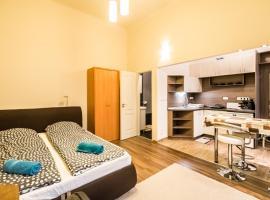 Фотографія готелю: Dombóvári way apartman