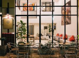 Hotel photo: Chamberlain Hostel Bangkok