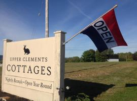 Hotel photo: Upper Clements Cottages & RV Park