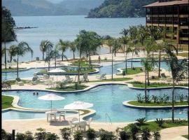 Hotel photo: Apto dentro de Resort com vista para o mar
