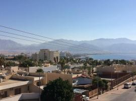 Hotel photo: Apartment in Eilat Near The beach and Center