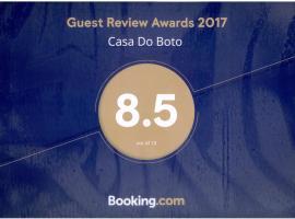 Hotel photo: Casa Do Boto