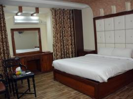 Hotel photo: Hotel Redison Blue Area