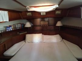 Hotel foto: Barca di charme a Formentera