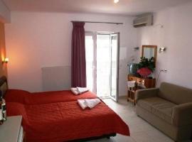 Hotel photo: Aria Hotel Samos Town