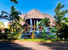 A picture of the hotel: Tanoa Tusitala Hotel