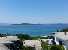 Hotel photo: View from Arhontarikia Ouranoupoli