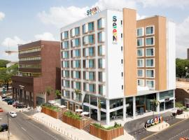 Hotel Photo: Seen Hotel Abidjan Plateau