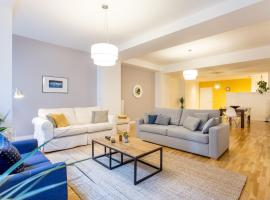 Hotel photo: Luxury Apartment Glasgow City Centre