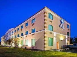 Hotel fotografie: Best Western Airport Inn & Suites Cleveland