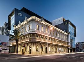 Hotel photo: The Melbourne Hotel