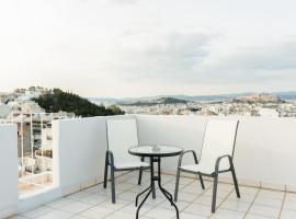 Foto di Hotel: Penthouse Acropolis View